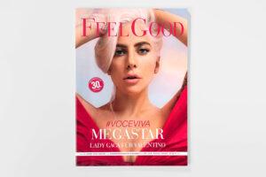 FEEL GOOD Magazin 30. Ausgabe Cover. Die Datei ist ein Foto im JPEG-Format.