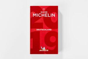 Guide Michelin 2019 Cover. Die Datei ist ein Foto im JPEG-Format.