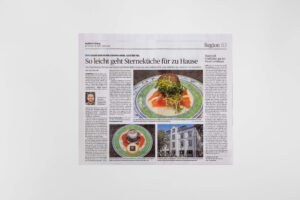 Die ESPLANADE in der Saarbruecker Zeitung von Mittwoch, 16. Dezember 2020. Die Datei ist ein Foto im JPEG-Format.